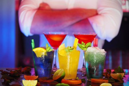 Come Try Our Expertly Mixed Drinks At The PALETTE